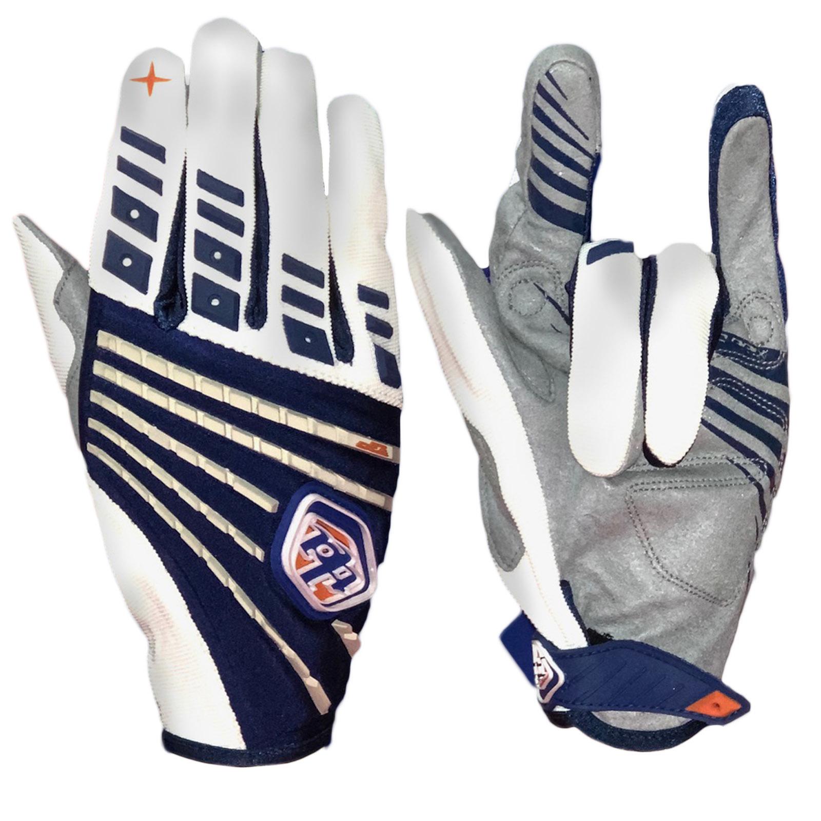 Байкерские перчатки Kamukamu контрастные 730409
