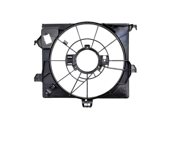 Передний диффузор для KIA SPORTAGE 5D 2010