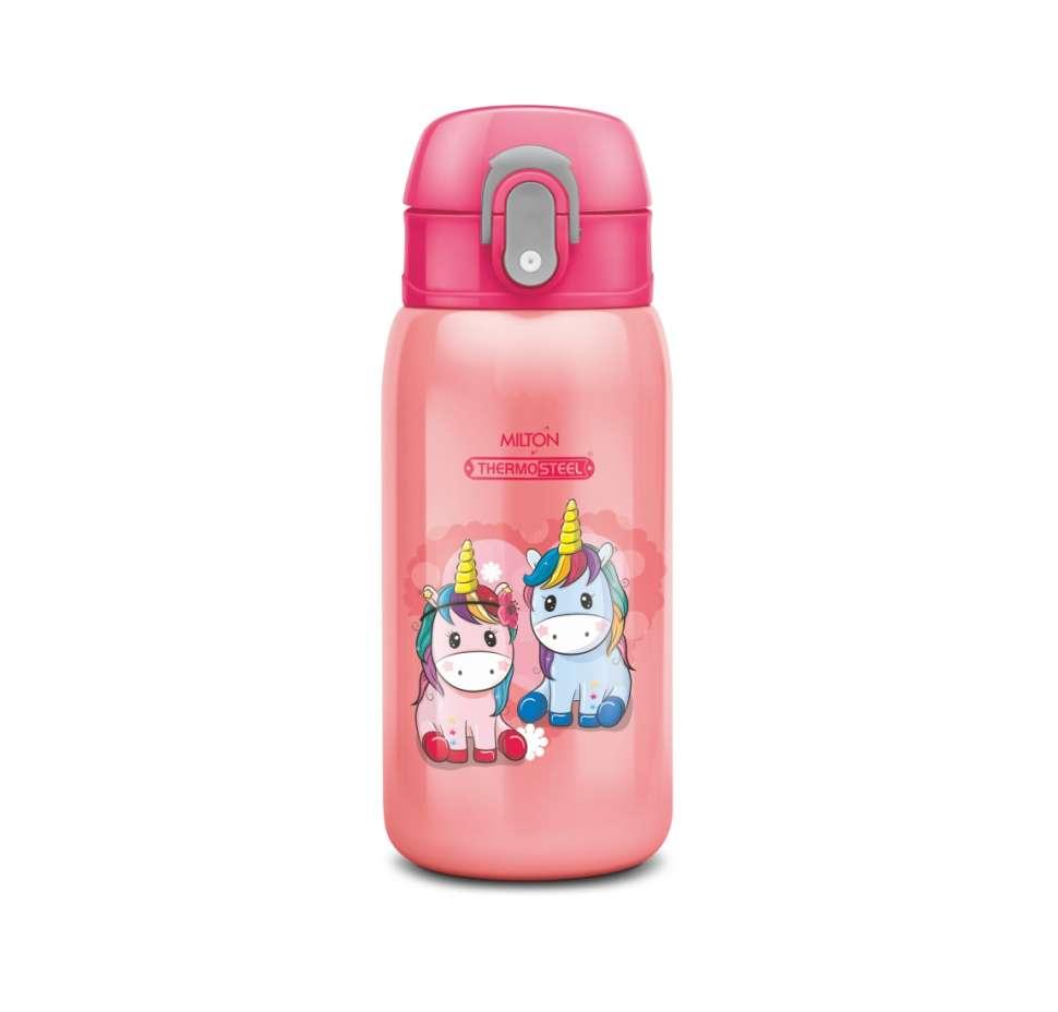Фото - Термобутылка для воды, Milton, JOLLY 375, 0,3л, MB75103-PK