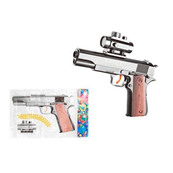 Пистолет механический Наша Игрушка 100001646