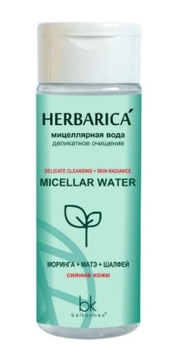 Купить Мицеллярная вода BelKosmex Herbarica Деликатное очищение
