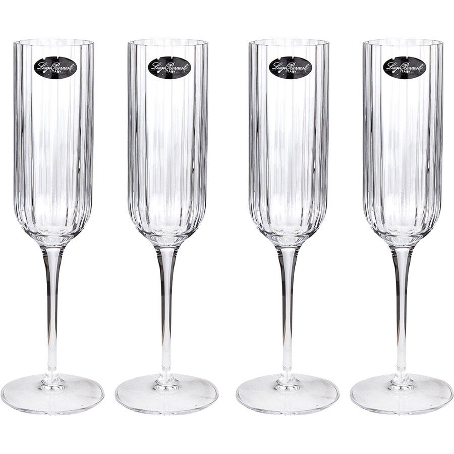 Набор бокалов для шампанского и игристых