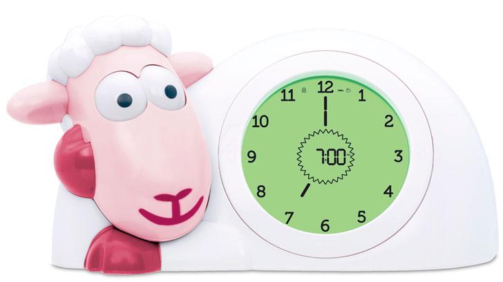 Часы будильник Zazu Ягнёнок Сэм ZA