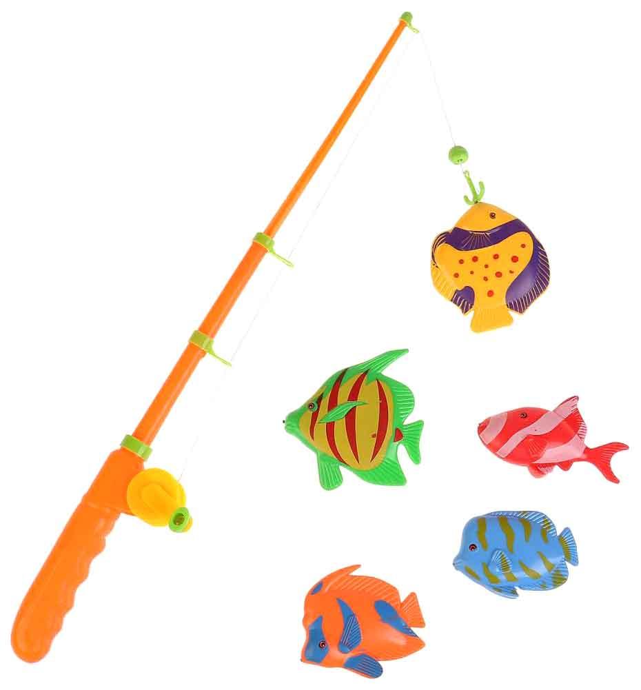 Купить Игра в рыбалку Играем вместе Три кота B1545219-R2, Играем Вместе,