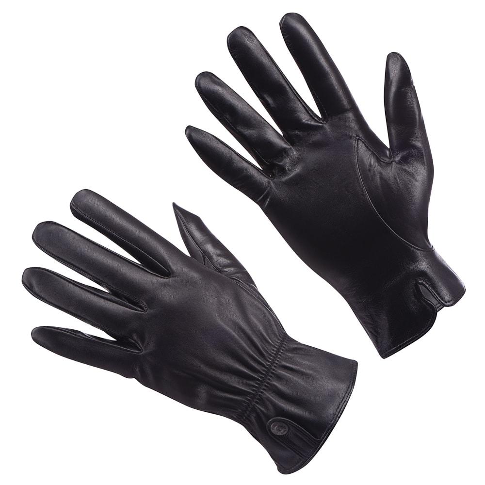 Перчатки мужские Dr.Koffer H760101-236 черные 11 фото