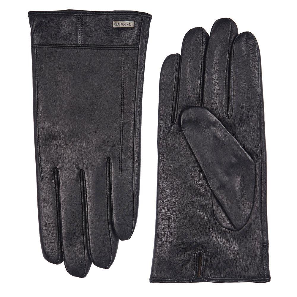 Перчатки мужские Dr.Koffer H760118-236 черные 11 фото