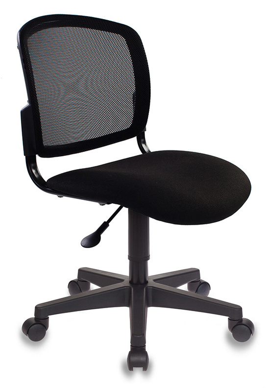 Компьютерное кресло Бюрократ CH 296NX/15 21, черный