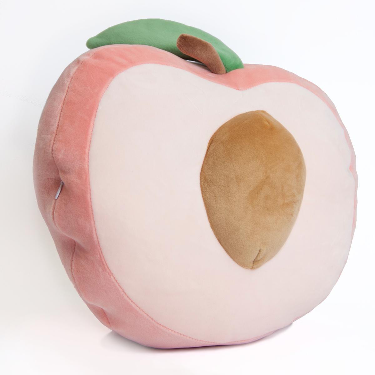 Мягкая игрушка Персик 50см