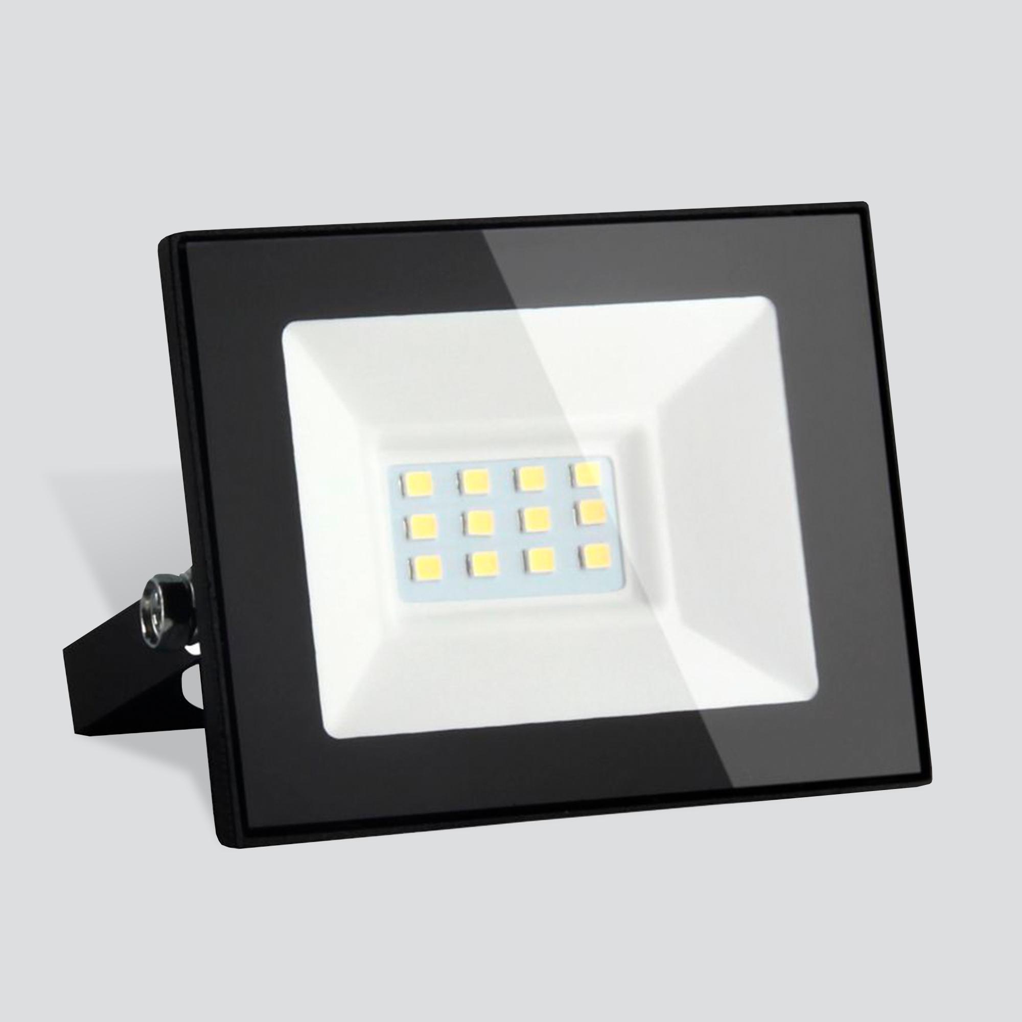 Уличный светодиодный прожектор Elektrostandard 10W 6500K IP65