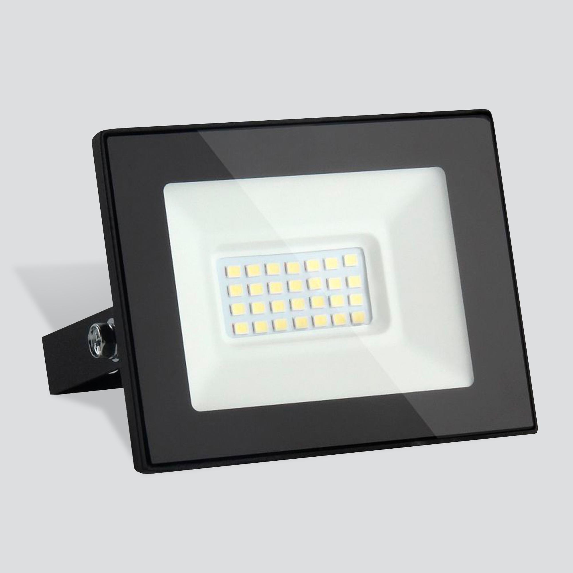 Уличный светодиодный прожектор Elektrostandard 30W 4200K IP65