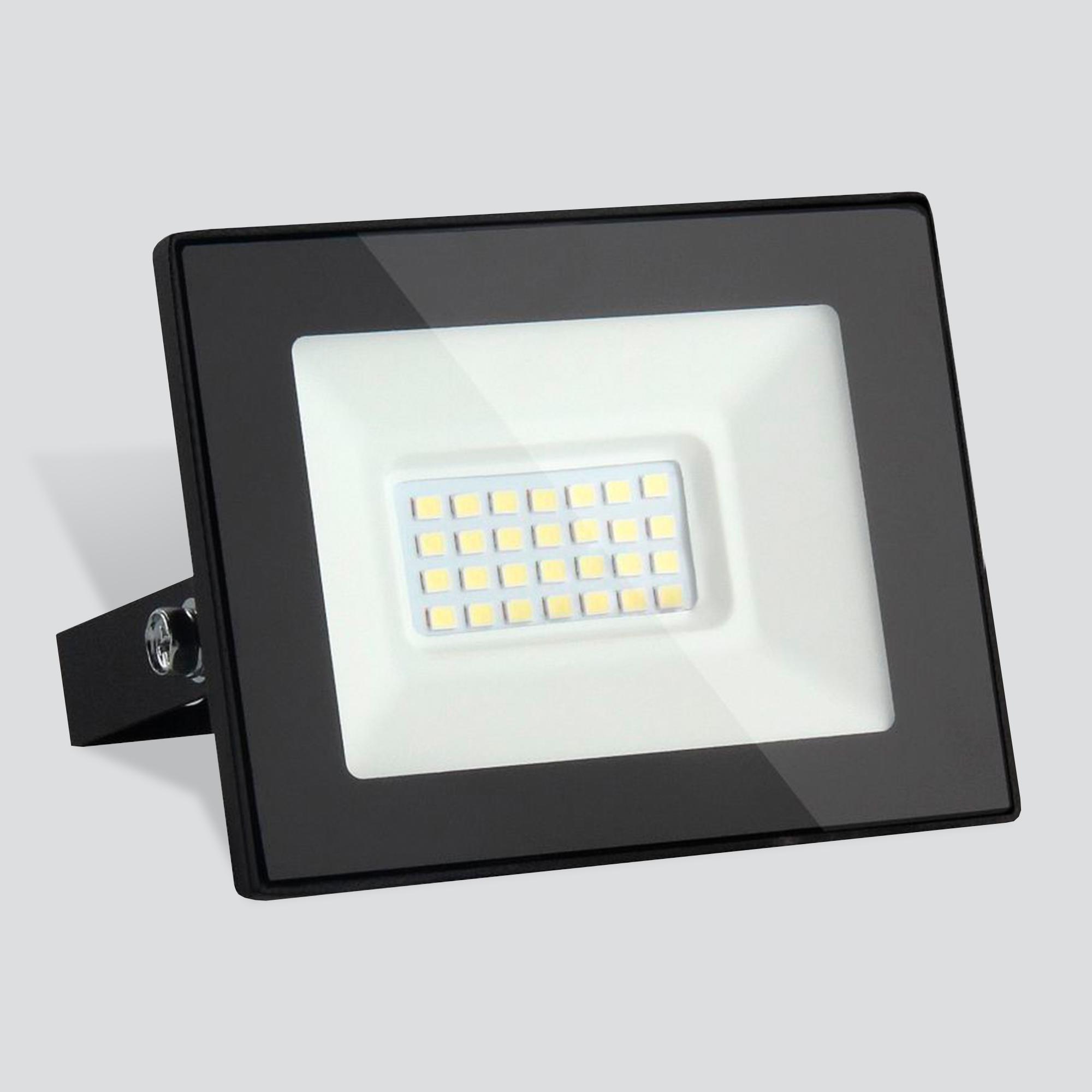 Уличный светодиодный прожектор Elektrostandard 30W 6500K IP65
