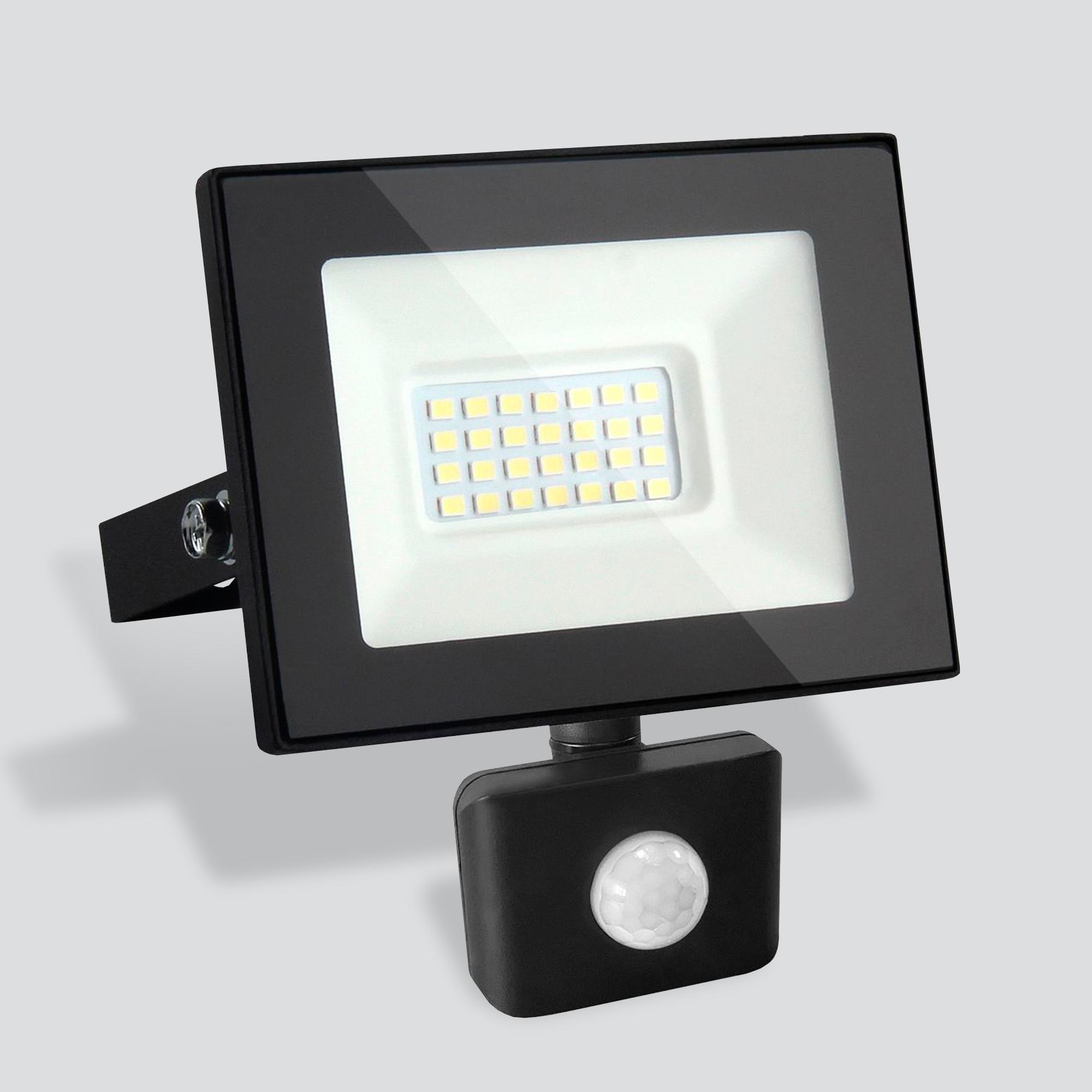 Уличный светодиодный прожектор Elektrostandard 30W 6500K IP44