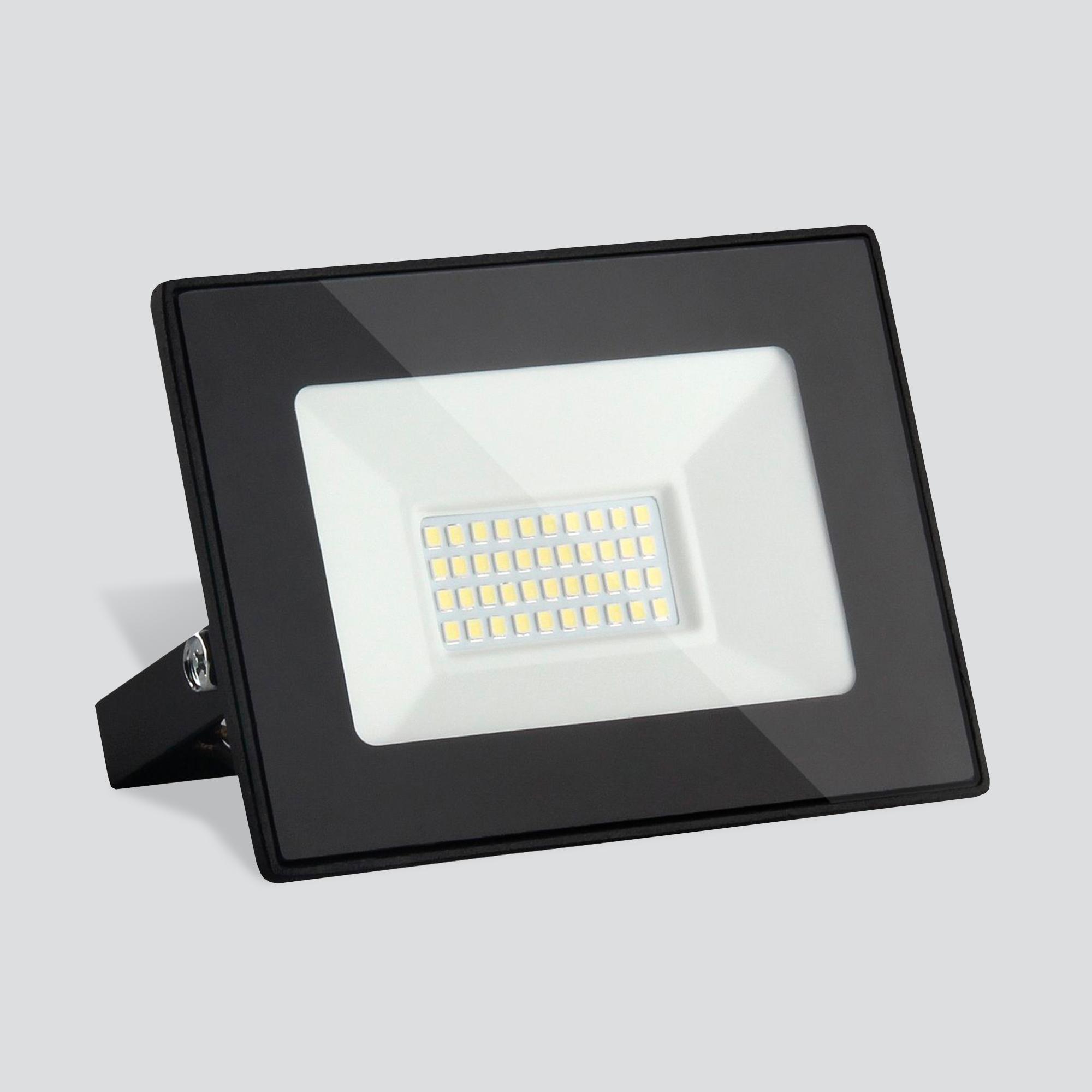 Уличный светодиодный прожектор Elektrostandard 50W 6500K IP65