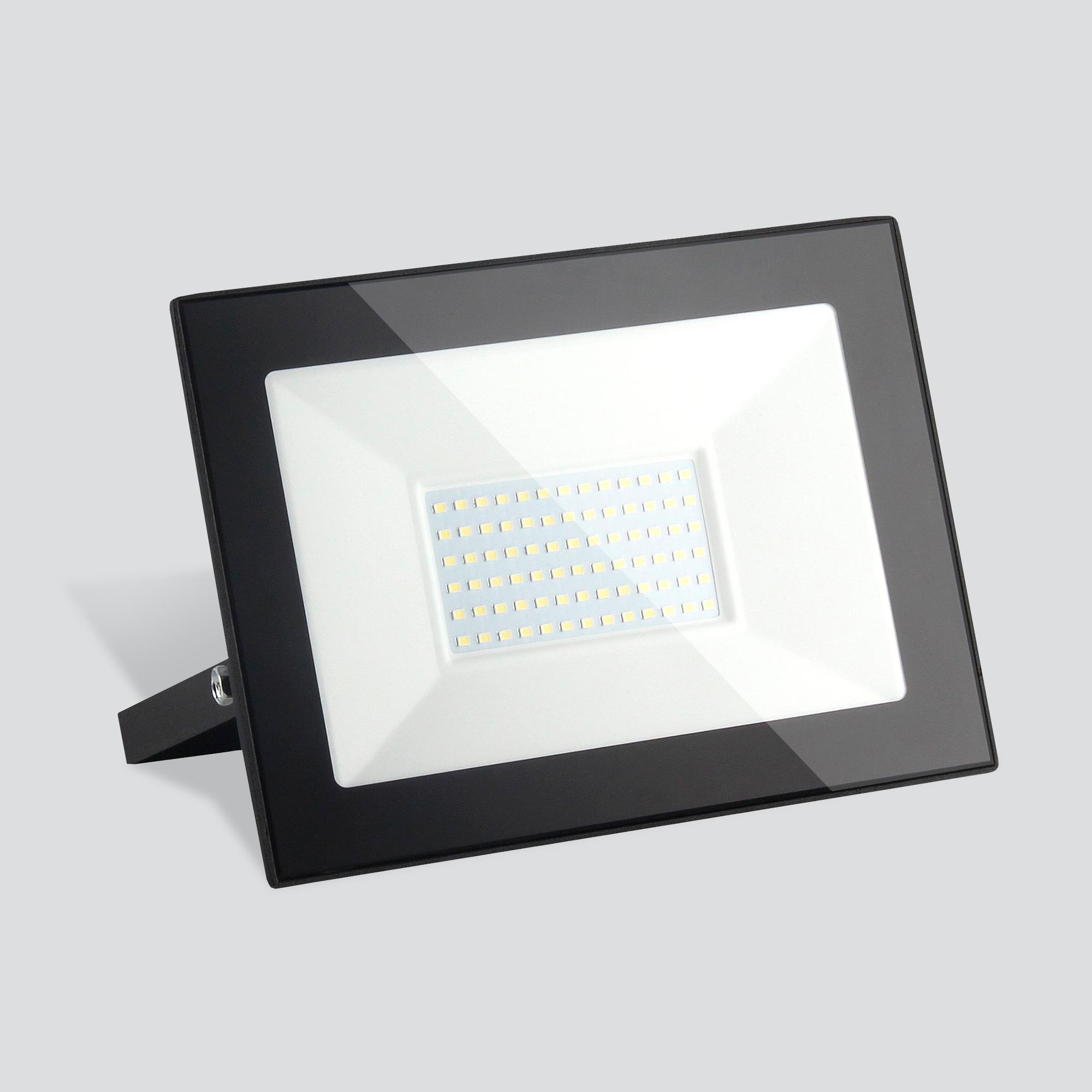Уличный светодиодный прожектор Elektrostandard 100W 4200K IP65
