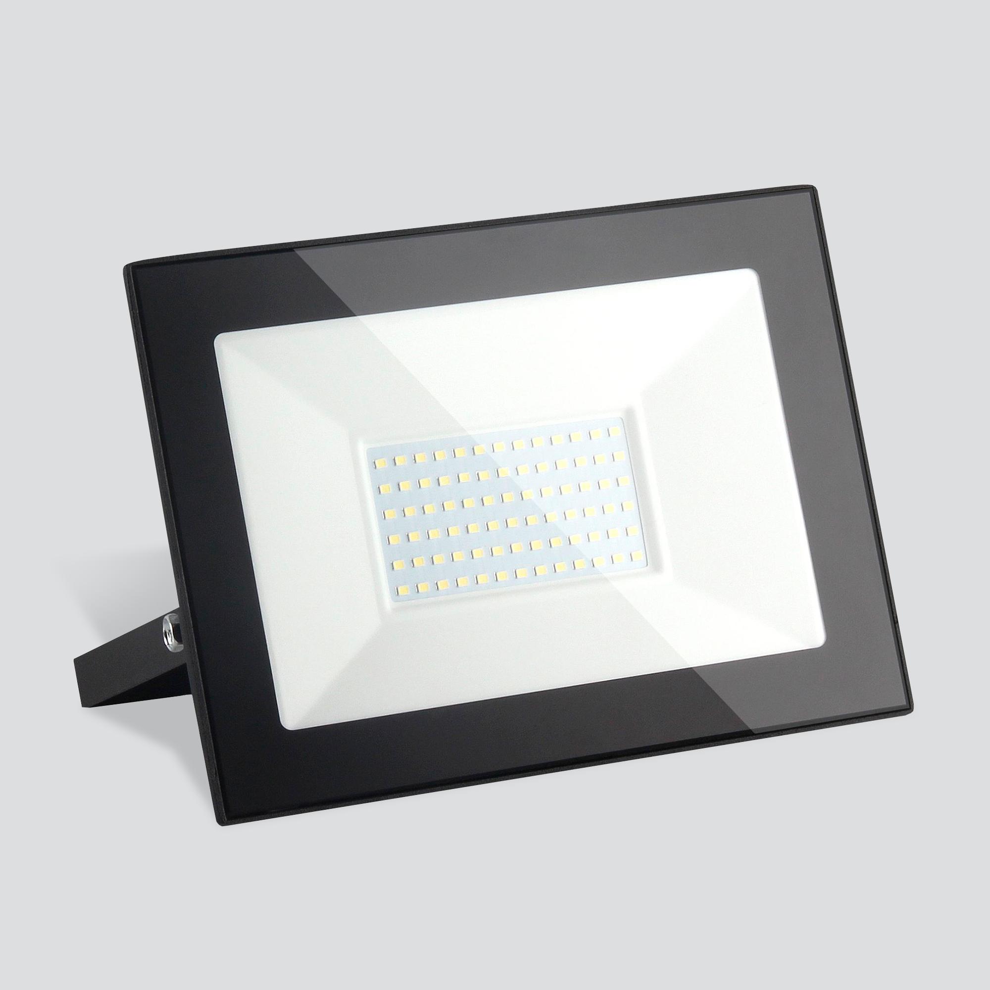 Уличный светодиодный прожектор Elektrostandard 100W 6500K IP65