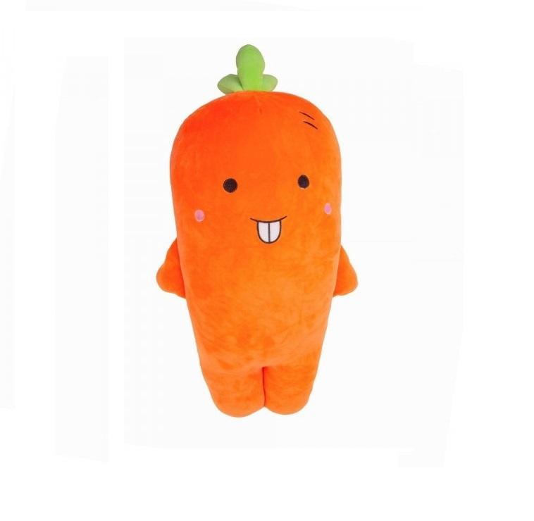 Мягкая игрушка Морковка 60 см Подарочек