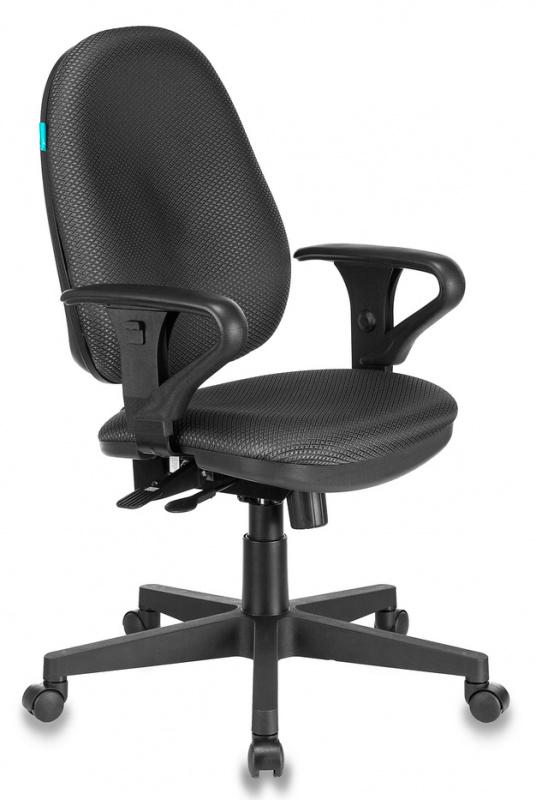 Компьютерное кресло Бюрократ 664170 T-612AXSN/Grey 70х70х112,5 см, серый