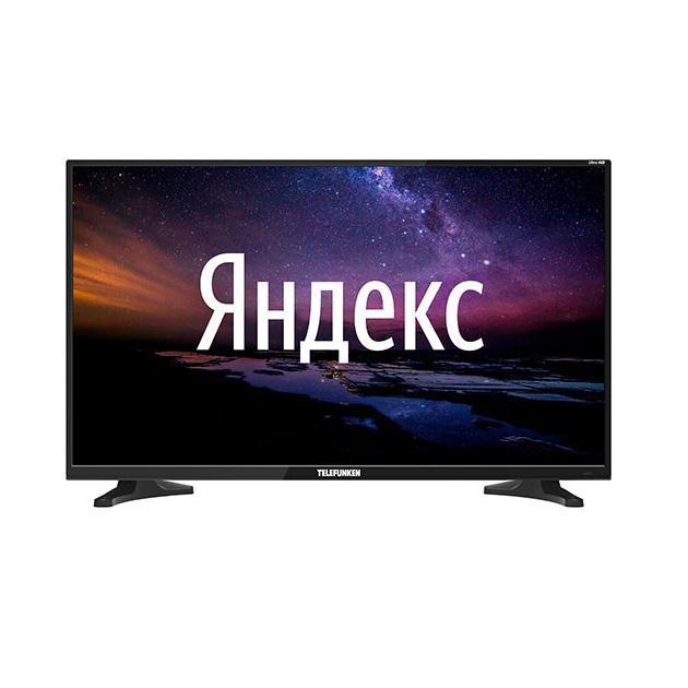 LED Телевизор 4K Ultra HD Telefunken TF-LED65S35T2SU