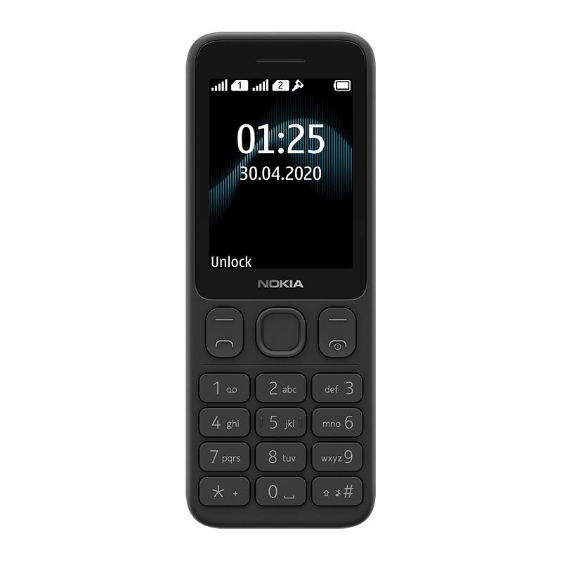 Мобильный телефон Nokia 125DS Black (TA 1253)