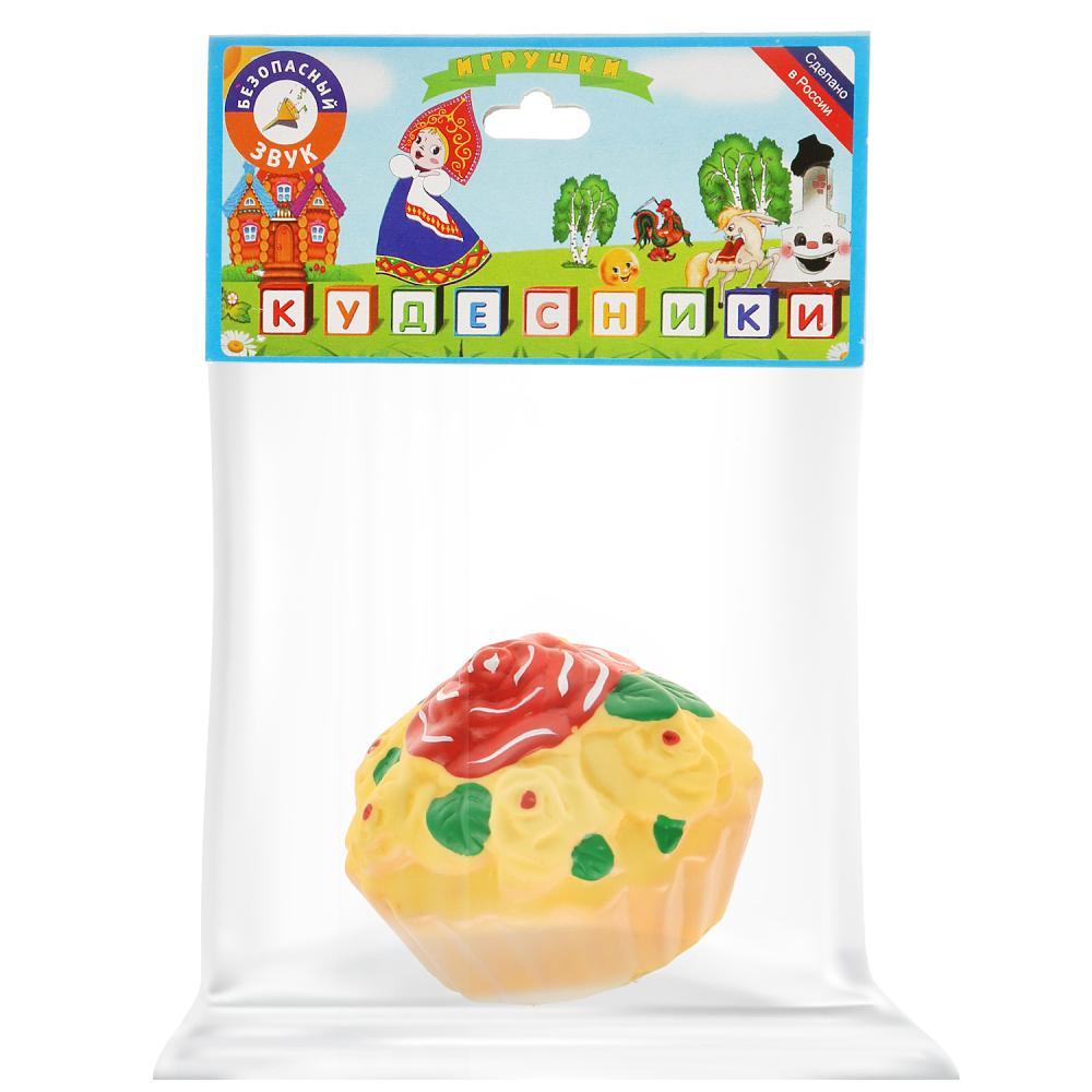 Резиновая игрушка Кекс ЗАО ПКФ Игрушки