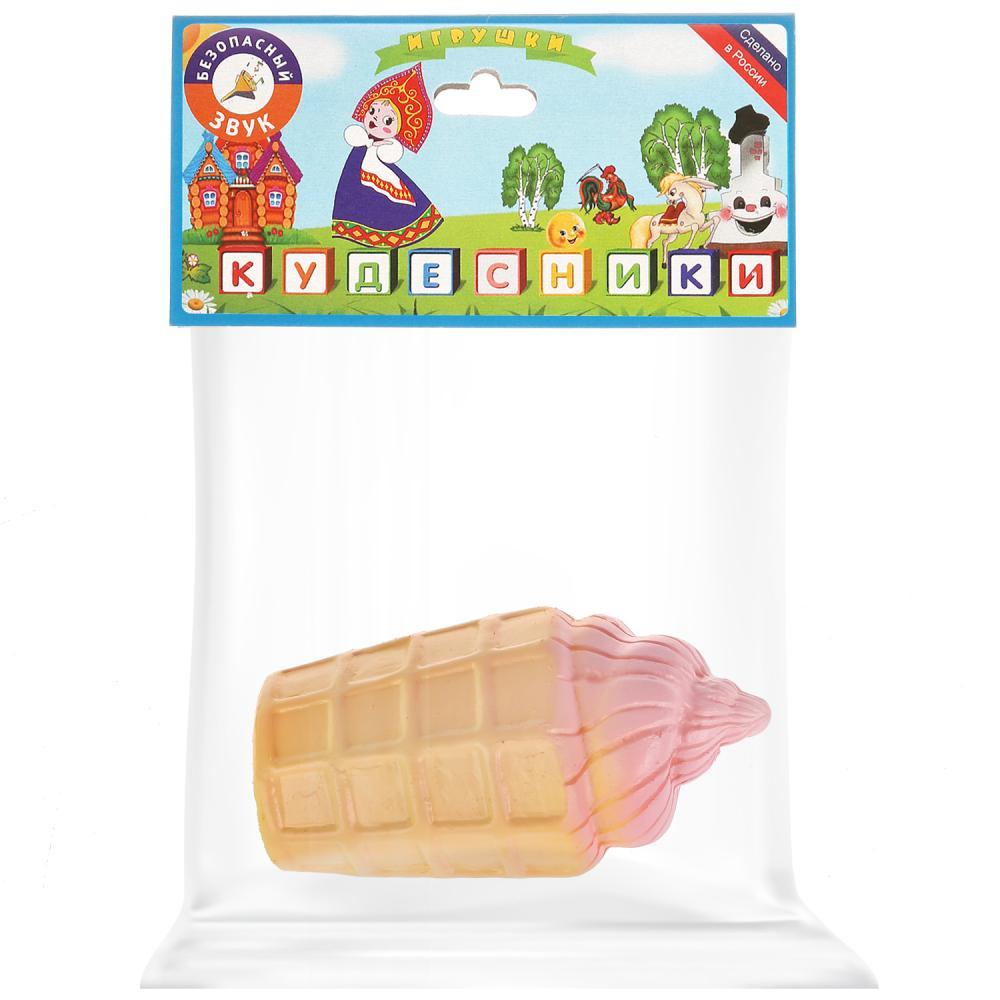 Резиновая игрушка Мороженое ЗАО ПКФ Игрушки