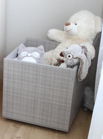 Ящик для игрушек Капризун шане