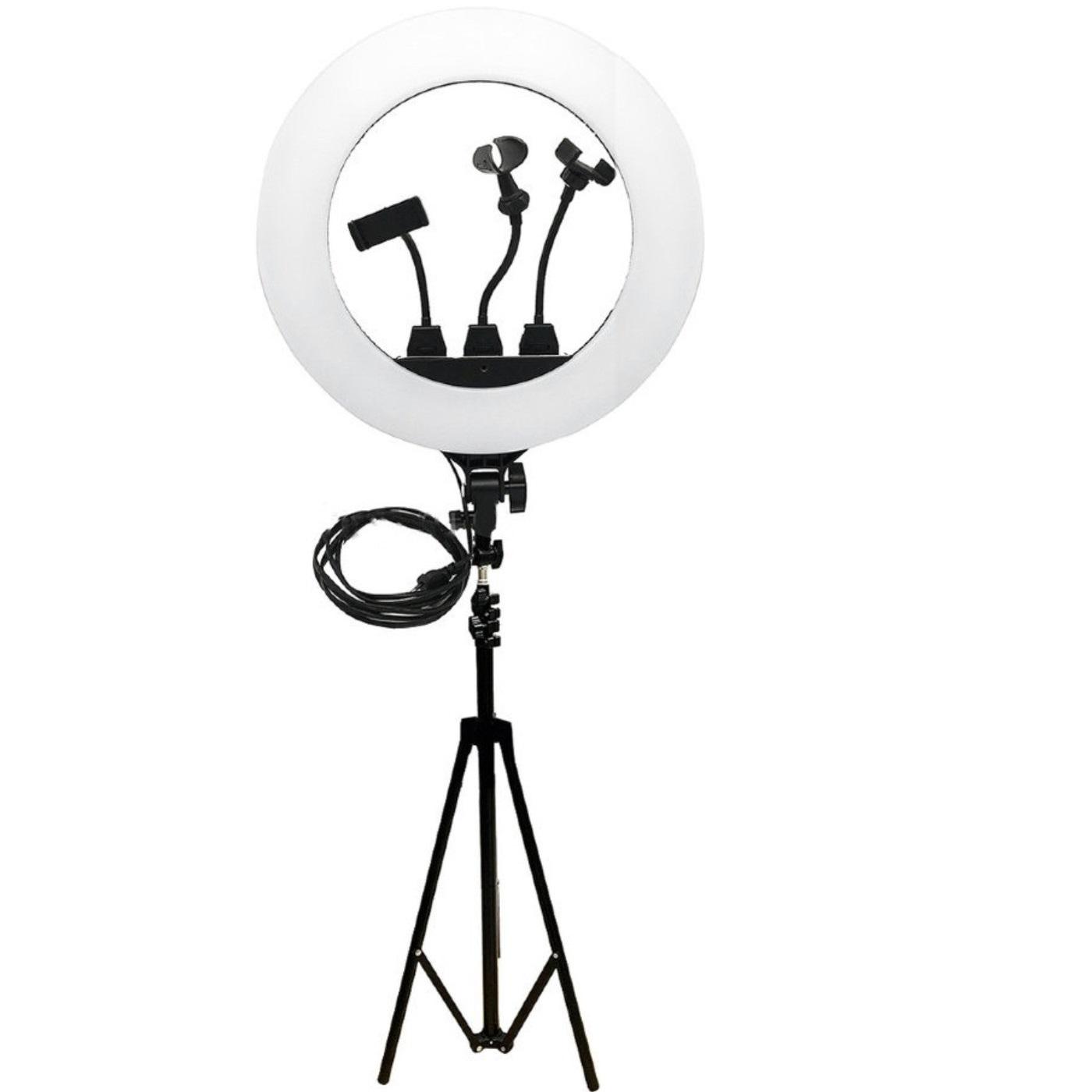 Кольцевая лампа Happy Life ZB R18,