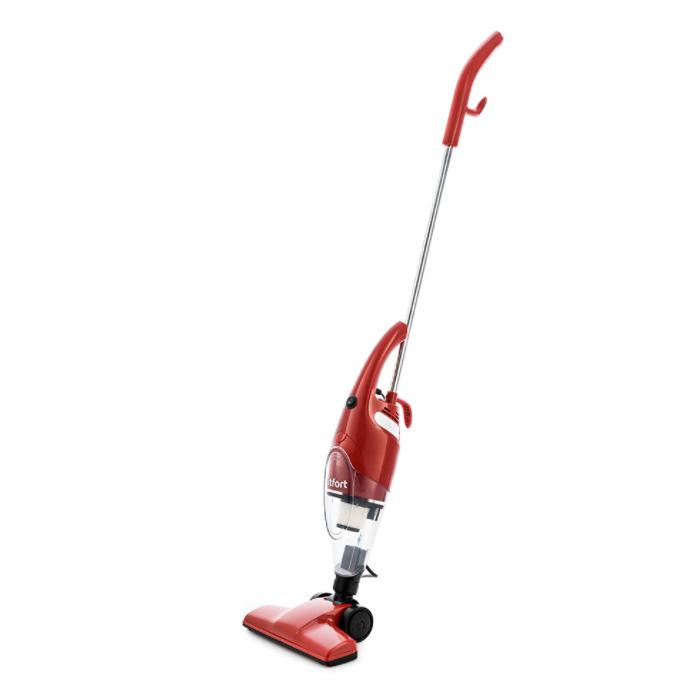 Вертикальный пылесос Kitfort КТ 580 Red