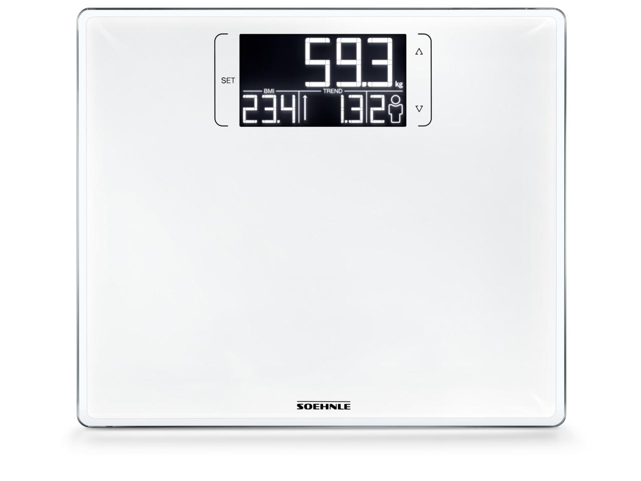 Весы напольные Soehnle Style Sense Multi 200