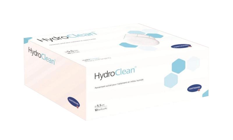 Повязки HydroClean plus актив. раствором Рингера