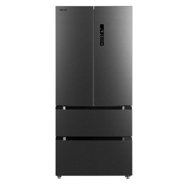 Холодильник Toshiba GR RF532WE PMJ(06) Morandy Grey