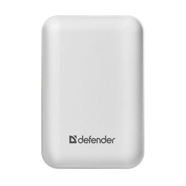 Внешний аккумулятор Defender ExtraLife 10000S Li