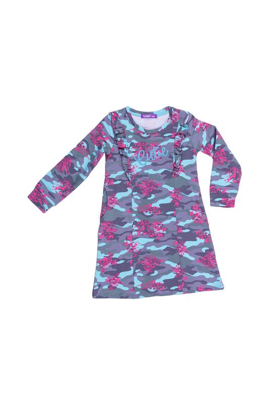 Платье BATIK 00701_BAT р.128 00701_BAT МУЛЬТИКОЛОР