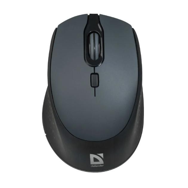 Беспроводная мышь Defender Genesis MB-795 Black (52795)