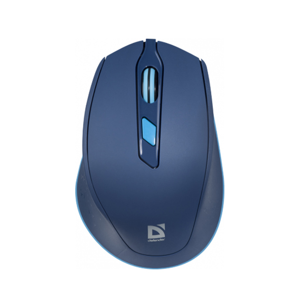 Беспроводная мышь Defender Genesis MM-785 Blue (52786)
