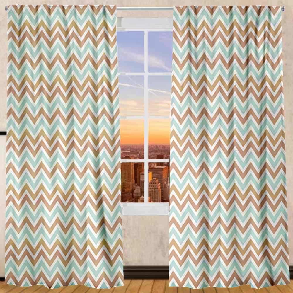 Классические шторы Altali Indiana, высота 270 см