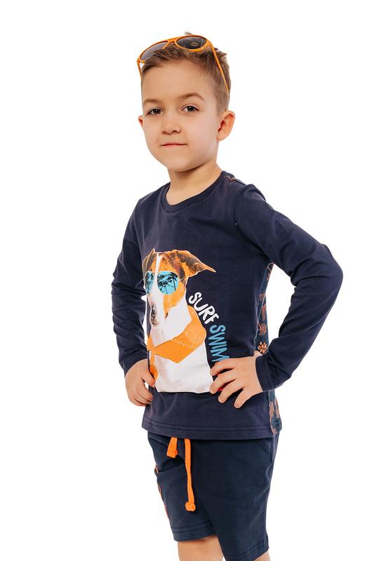 Комплект (футболка, шорты) BATIK 01015_BAT р.122
