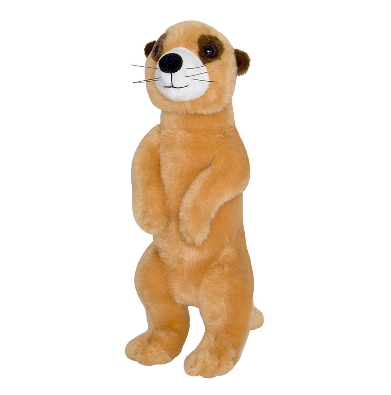 Купить Мягкая игрушка All About Nature Сурикат, 20 см,