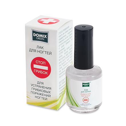 Купить Лак для ногтей Domix Стоп грибок 17 мл, Domix Green Professional
