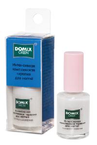 Купить Терапия для ногтей Domix, 11 мл, Domix Green Professional