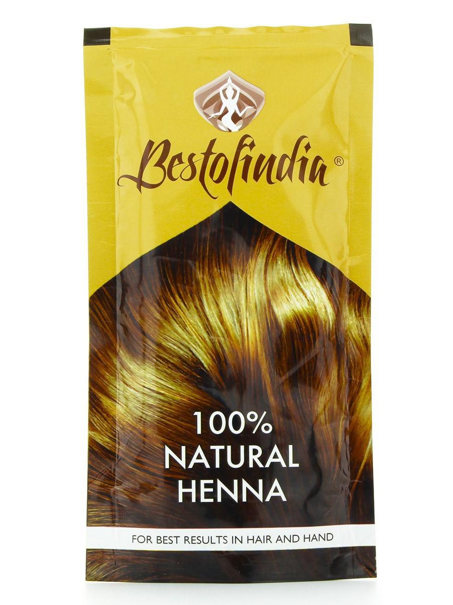 Купить Хна для волос Bestofindia 100 г
