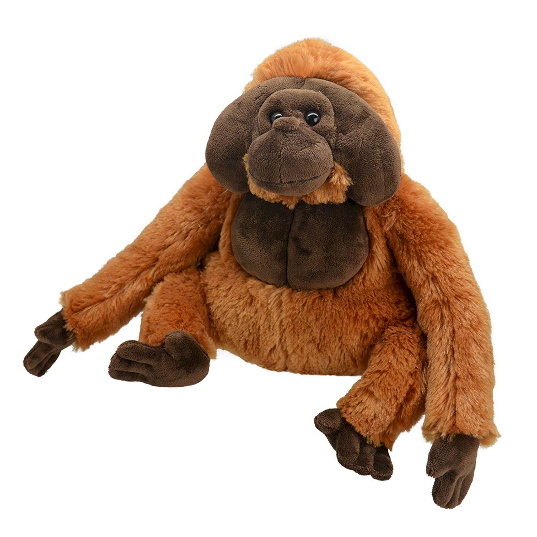 Купить Мягкая игрушка All About Nature Орангутан, 30 см,