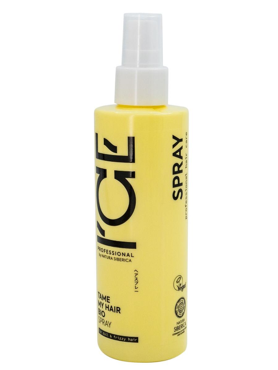 Купить Сыворотка-спрей ICE PROFESSIONAL by NATURA SIBERICA для вьющихся волос 200 мл, Сыворотка - спрей для волос, ICE Professional by NATURA SIBERICA