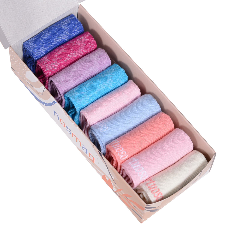 Набор носков женский VIRTUOSO Ви9ж-3 разноцветный 23-25 (36-39)