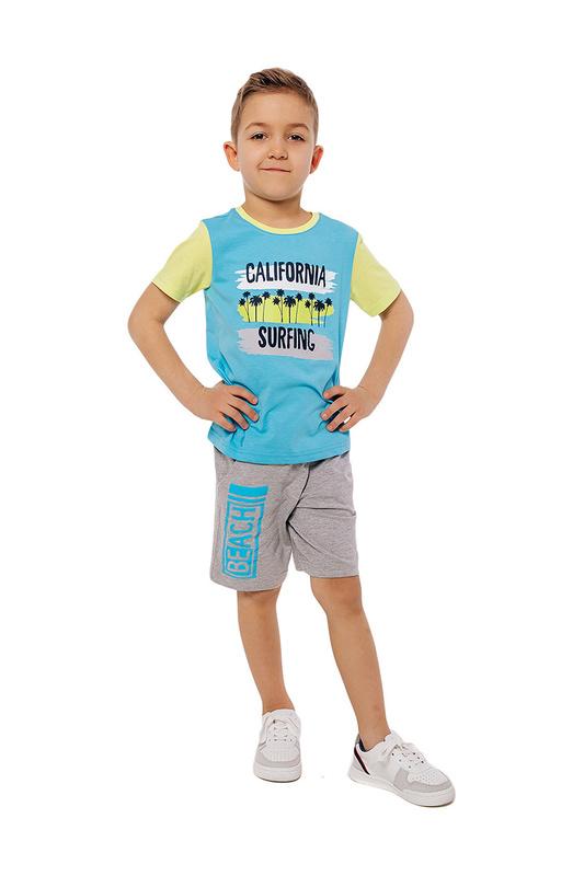 Комплект (футболка, шорты) BATIK 01037_BAT р.104
