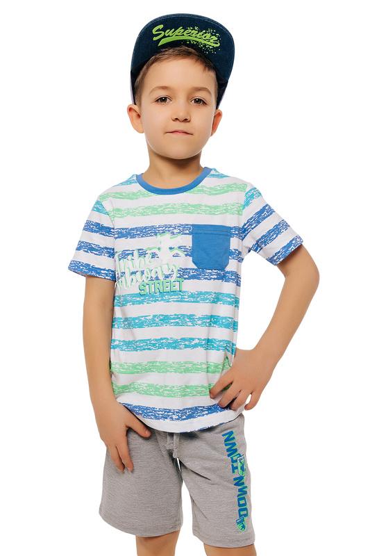 Комплект (футболка, шорты) BATIK 00795_BAT р.98