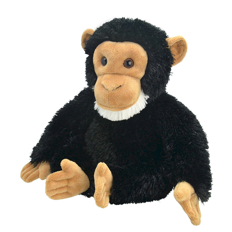 Купить Мягкая игрушка All About Nature Шампанзе, 30 см,