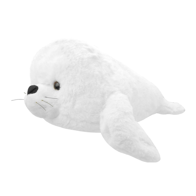 Купить Мягкая игрушка All About Nature Арктический тюлень, 30 см,