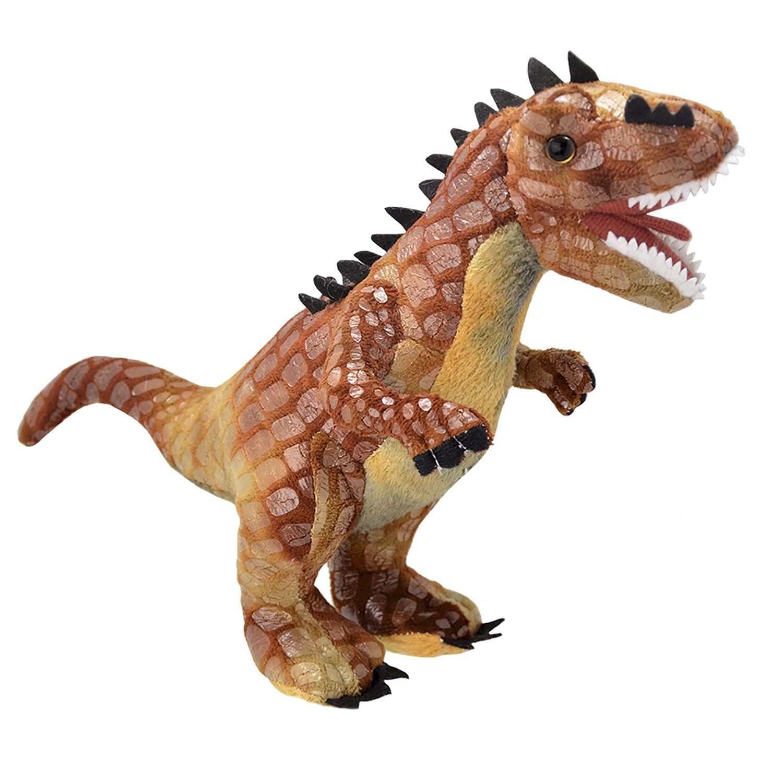 Купить Мягкая игрушка All About Nature Аллозавр, 30 см,