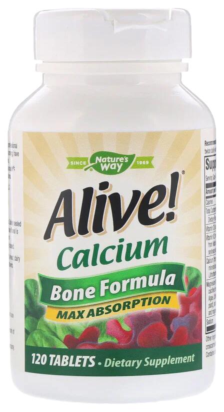 Кальций Bone Formula Max Absorption Nature's